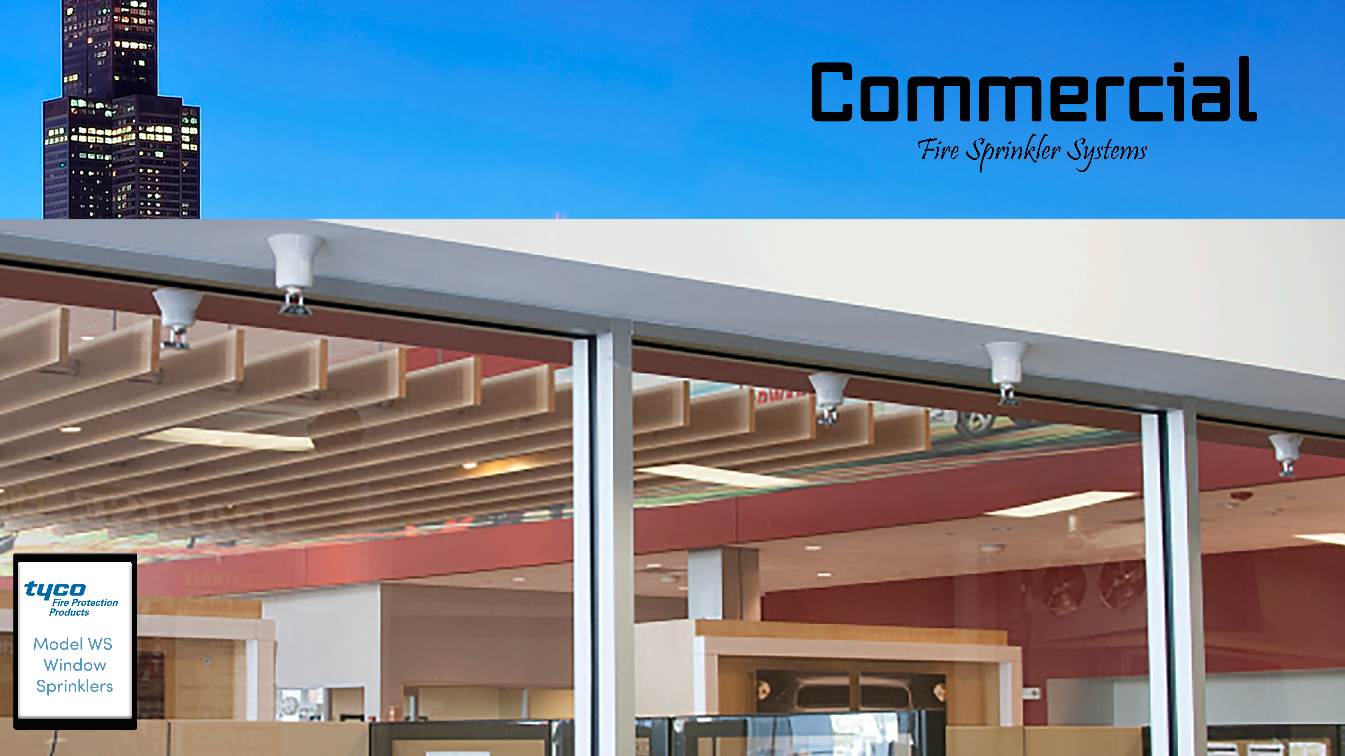Commercial Fire Sprinkler Services in Los Angeles, California