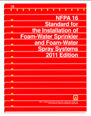 NFPA 16 Standard for the Installation of Foam-Water Sprinkler and Foam-Water Spray Systems in San Diego, California