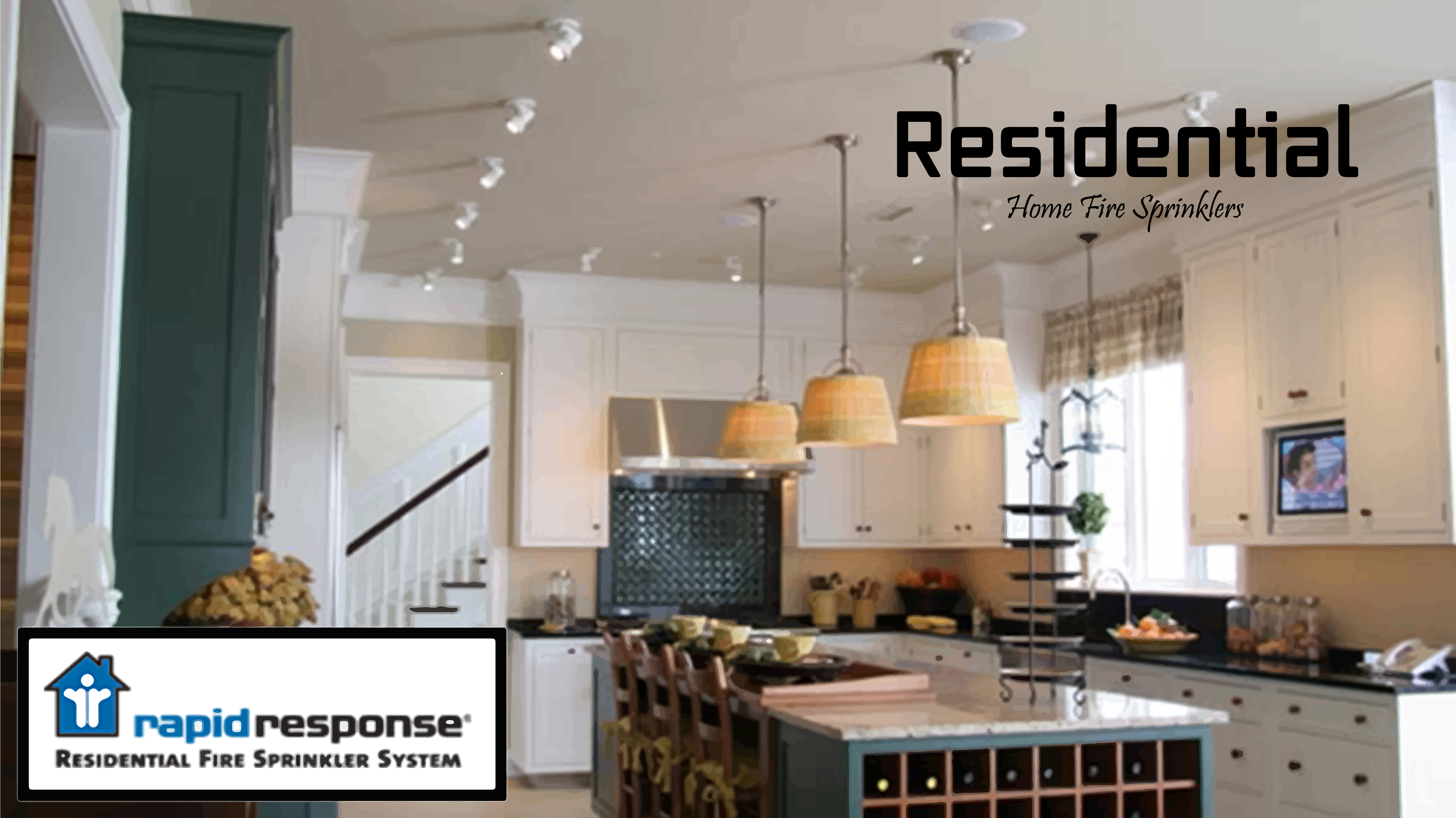 Residential Fire Sprinkler Services in Los Angeles, California